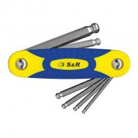 Set chei hexagonale 3-10 mm S&R
