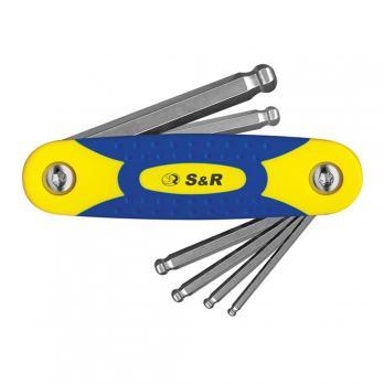 Набор шестигранных ключей 3-10 мм