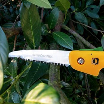 Пила садовая складная REKIN 180 мм