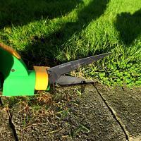 Foarfece pentru iarba INOX 340 mm Gruntek_4