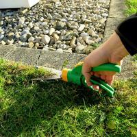 Foarfece pentru iarba INOX 340 mm Gruntek_5