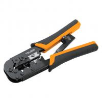 Инструмент для опрессовки штекеров 185 мм Tolsen