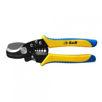 Cleste pentru taiat cablu 170 mm S&R