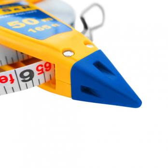Рулетка 50 м Fiberglass Tape S&R