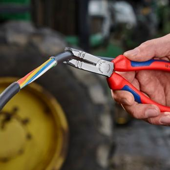 Клещи для удаления оболочки 165 мм Knipex