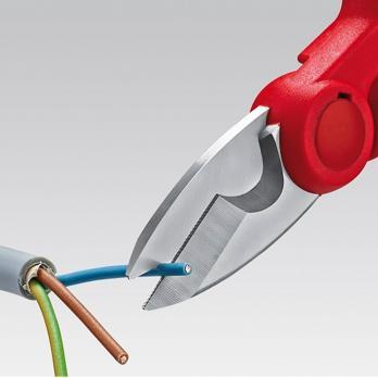 Foarfece pentru electrician 155 mm Knipex
