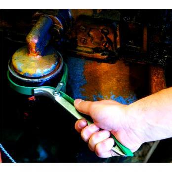 Cheie filtru de ulei 60-140 mm Unior