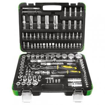 Набор инструмента 12-гранные головки 113 предметов JBM 52979