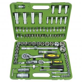 Набор инструмента 6-гранных головок 94 предмета JBM 50437