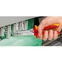 Mногофункциональные клещи для электромонтажных работ 200 мм Knipex_4