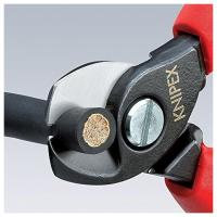 Foarfece pentru taiat cablu 165 mm Knipex_2