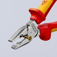 Пассатижи диэлектрические особой мощности 180 мм Knipex_4