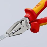 Пассатижи диэлектрические особой мощности 180 мм Knipex_6