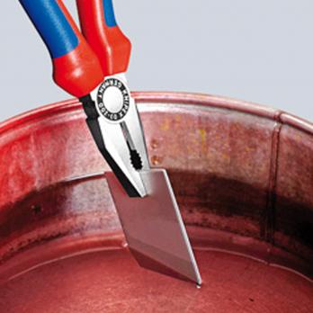 Cleste combinat maner de forta 180 mm Knipex