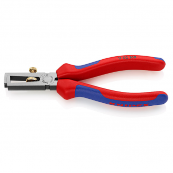 Клещи для удаления изоляции 160 мм Knipex 1102160