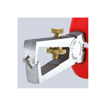 Клещи для удаления изоляции диэлектрические 160 мм Knipex