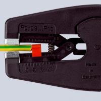 Cleste automat decupat cablu MultiStrip 10 Knipex_4