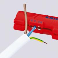 Инструмент для удаления изоляции 125SB мм Knipex_4