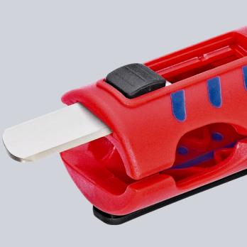 Instrument universal pentru decuparea izolatiei 125 mm Knipex