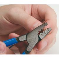 Клещи для обжима контактных гильз 180 мм 424/4P Unior_1