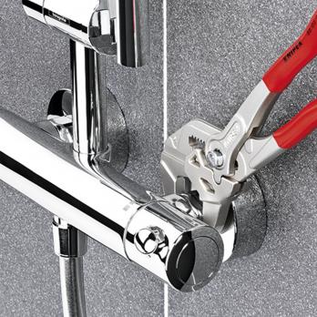 Cleste cheie reglabil cromat 250 mm Knipex