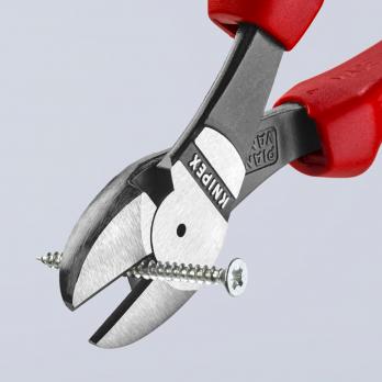 Кусачки боковые особой мощности 180 мм Knipex