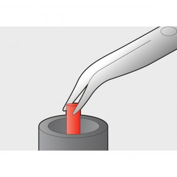 Cleste combinat cu varfuri indoite 200 mm 512/1BI Unior