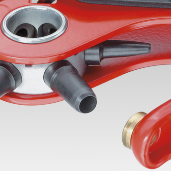 Cleste de perforat cu 6 pozitii 220 mm Knipex
