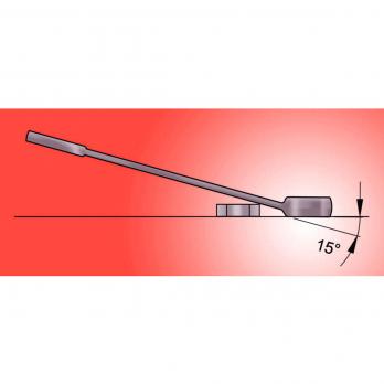 Set de chei combinate 8-19 mm 7125/2CB Kronus