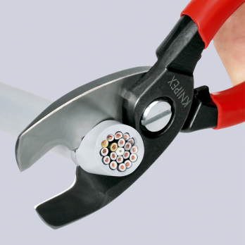 Ножницы для резки кабелей 200 мм Knipex