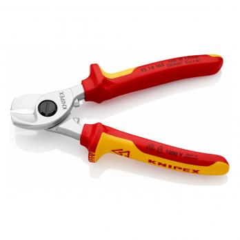 Foarfece pentru taiat cablu dielectric 165 mm Knipex