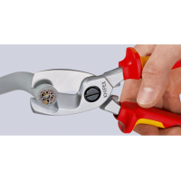 Кабелерез диэлектрический 200 мм Knipex_3