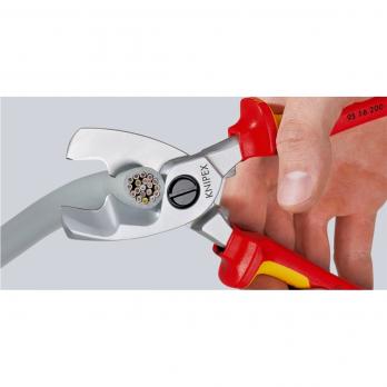 Кабелерез диэлектрический 200 мм Knipex