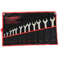 Set chei fixe 6-32 mm 12 piese 7110CT Kronus