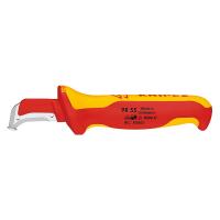 Нож для удаления изоляции 180 мм Knipex