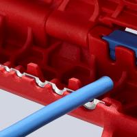 Dispozitiv universal pentru dezizolarea cablului ErgoStrip Knipex_6