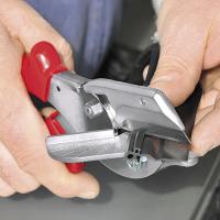 Ножницы угловые для пластмассовых и резиновых профилей 215 мм Knipex_2