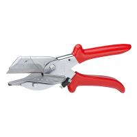 Ножницы угловые для пластмассовых и резиновых профилей 215 мм Knipex_1